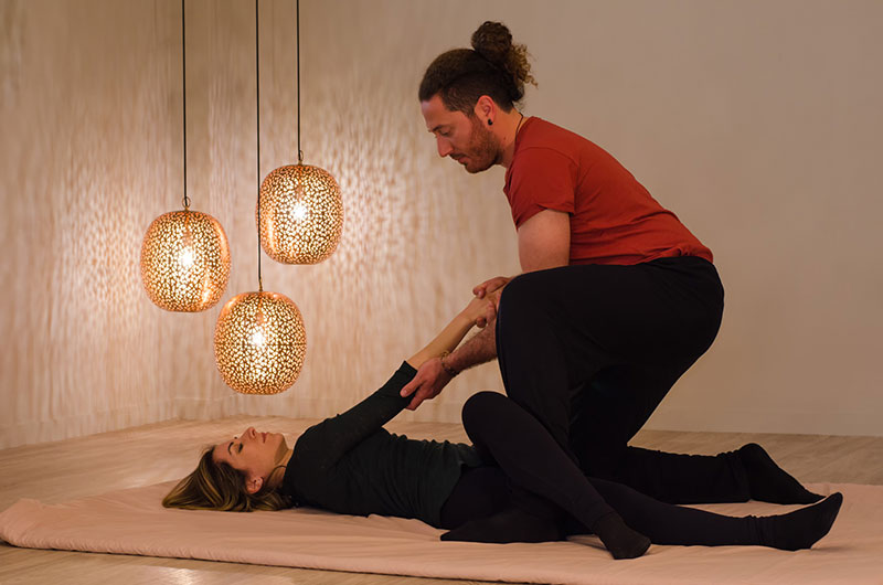 Shiatsu Art Therapy